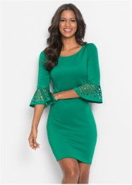 Scuba-Kleid mit Cut-Outs, BODYFLIRT boutique
