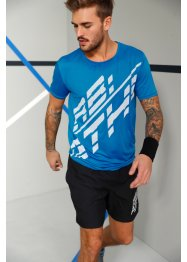 Funktions-T-Shirt im Slim Fit, RAINBOW