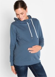 Umstands-Sweatshirt mit großem Kragen, bpc bonprix collection
