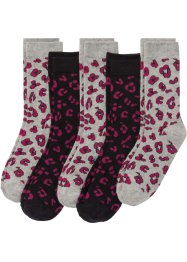 Damen Socken (5er-Pack), bpc bonprix collection