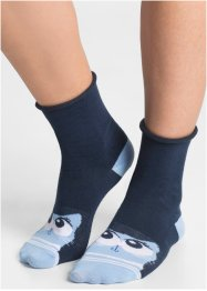 Motiv-Socken für Damen (5er-Pack), bpc bonprix collection