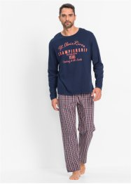 Pyjama mit Webhose, bpc bonprix collection