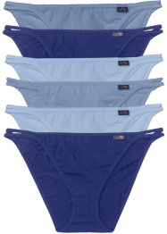 Tanga (6er-Pack), bpc bonprix collection