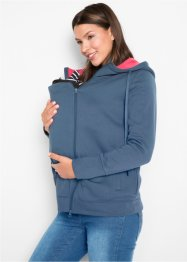 Umstands-Sweatjacke mit Baby-Einsatz, bpc bonprix collection