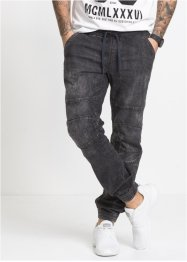 Schlupf-Jeans Slim Fit Straight, RAINBOW