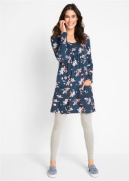 Shirt-Kleid, Langarm, bpc bonprix collection