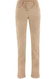Gecrashte Hose aus Baumwollstretch, bpc bonprix collection