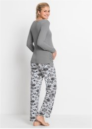 Still-Pyjama Bio-Baumwolle, bpc bonprix collection - Nice Size