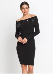 Kleid mit Perlen-Applikation, BODYFLIRT boutique