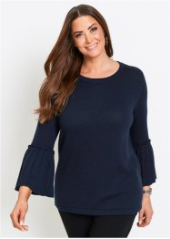 Pullover mit Plissee, bpc selection