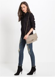 Lederclutch, bpc bonprix collection