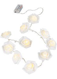 "LED-Lichterkette ""Rose"", bpc living"