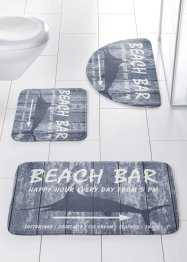 "Badematte ""Beach Bar"", Memory Schaum, bpc living"