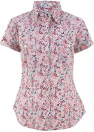 Bluse, Kurzarm, bpc bonprix collection