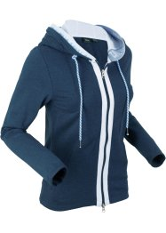 Langärmlige Sweatjacke, bpc bonprix collection