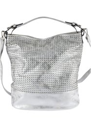 Schultertasche Metallic, bpc bonprix collection