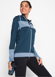 Langärmlige Funktions-Laufjacke, bpc bonprix collection
