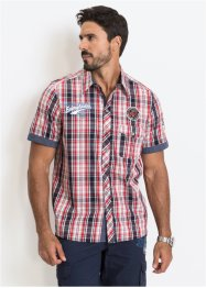 Kurzarmhemd, Regular Fit, bpc bonprix collection
