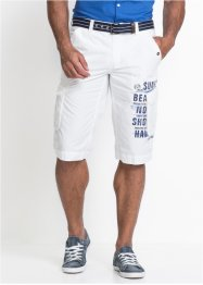 Cargo-Long-Bermuda, Loose Fit, bpc bonprix collection