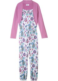 Mädchen Jumpsuit + Bolero (2-tlg. Set), bpc bonprix collection