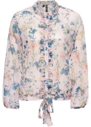 Bluse mit Volants, RAINBOW