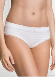 Seamless Slip mit Spitze (4er-Pack), bpc bonprix collection