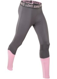 Lange Trainings-Leggings Level 2 – designt von Maite Kelly, bpc bonprix collection