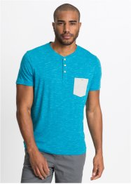 Henley-Shirt Regular Fit, bpc bonprix collection