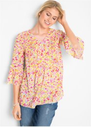Crêpe-Bluse – designt von Maite Kelly, bpc bonprix collection