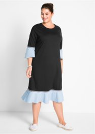 Punto di Roma Kleid, 3/4-Arm - designt von Maite Kelly, bpc bonprix collection