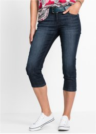 Stretch-Jeans in 3/4-Länge, John Baner JEANSWEAR