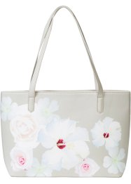 Shopper mit Blumenprint, bpc bonprix collection
