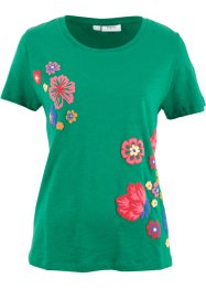 Kurzarmshirt mit Druck, bpc bonprix collection