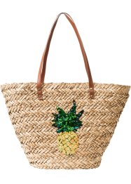 Strandshopper Ananas, bpc bonprix collection