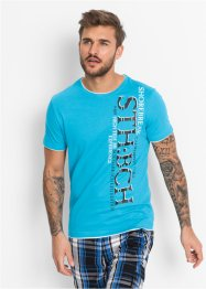T-Shirt im Slim Fit, RAINBOW