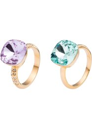 2-tlg. Ringset, bpc bonprix collection