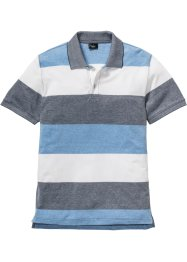 Gestreiftes Poloshirt Regular Fit, bpc bonprix collection