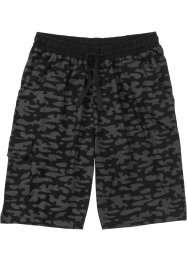 Cargoshorts in Jersey-Qualität, bpc bonprix collection