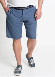 Gestreifte Chino-Bermudas, bpc selection