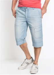 Jeans Long-Bermuda Regular Fit, John Baner JEANSWEAR