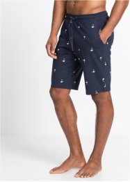 Sweatshorts mit Druck Regular Fit, bpc bonprix collection