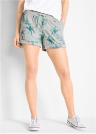 Bedruckte Sweatshorts, bpc bonprix collection