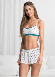 Bunt bedrucktes Bustier, bpc bonprix collection