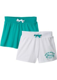 Shorts (2er-Pack), bpc bonprix collection