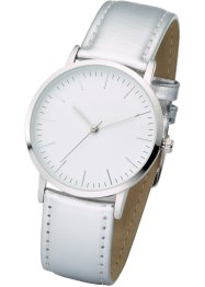 Uhr im Metallic-Look, bpc bonprix collection