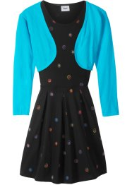 Kleid + Bolero (2-tlg.), bpc bonprix collection