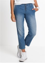 7/8-Soft-Stretch-Jeans im Chino-Stil, John Baner JEANSWEAR