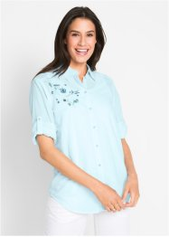 Bluse mit Stickerei, bpc bonprix collection