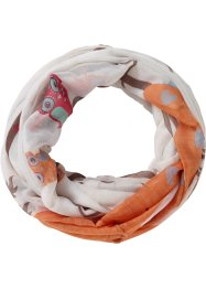 Loop mit Eulenmuster, bpc bonprix collection