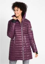 Outdoor-Langjacke mit Kapuze im Beutel, bpc bonprix collection